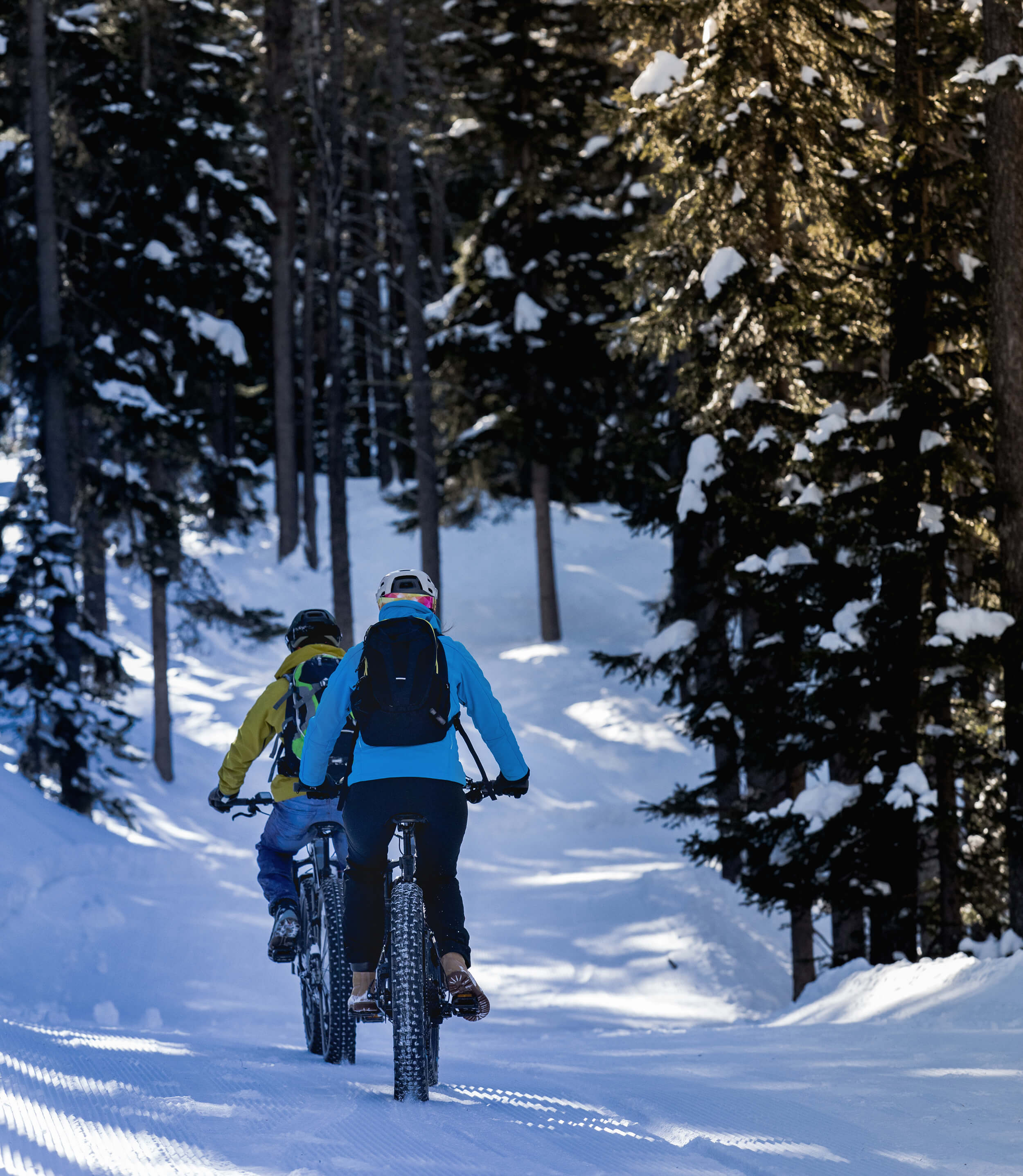 fat bike santa caterina